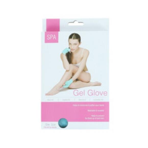 Accessories - Moisturizing Gel Spa Gloves, 1 Pair